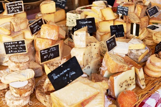 Image fromages